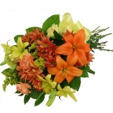 Budget Fall Bouquet