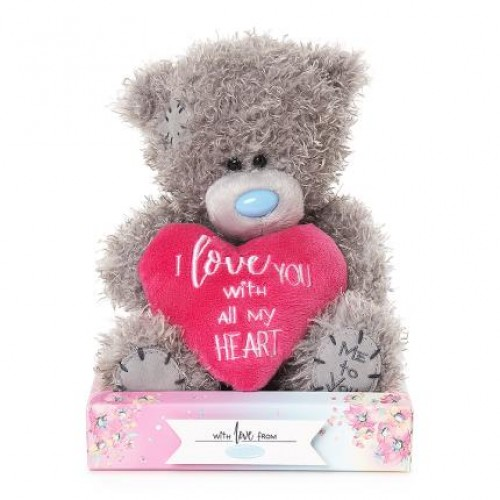 Love Heart Tatty Teddy